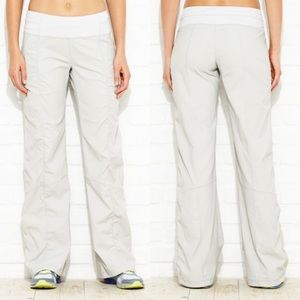 Lucy Get Going ruched athletic pant MEDIUM